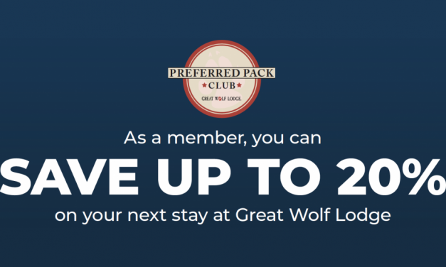 Great Wolf Lodge Summer Sale on Now