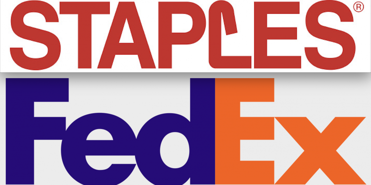 Staples Canada announces new partnership with FedEx