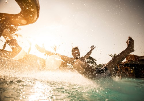 Time to cool down with COPA's affiliate partner, Wet 'n' Wild