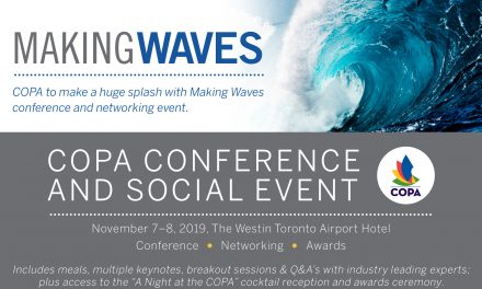 COPA to Make a Huge Splash with Making Waves Conference and Networking Event