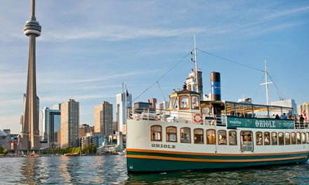 Make Plans to Join Us on the Mariposa Boat Cruise of the Toronto Harbour on August 21st