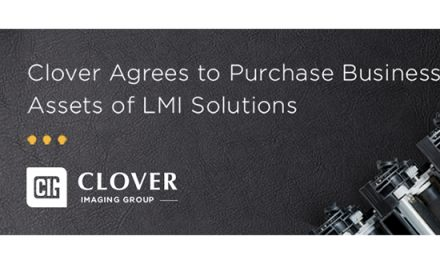 Clover Agrees to Purchase Business Assets of LMI Solutions