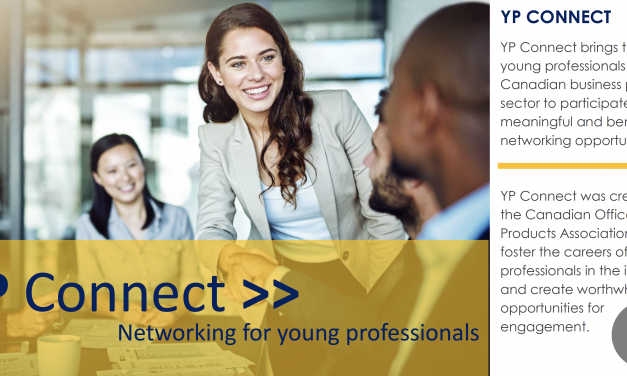 COPA is Launching a New Networking Group for Young Professionals