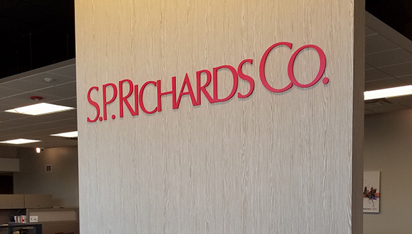 New SP Richards Headquarters Opens 7 Months After Fire