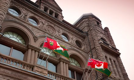 Ontario to Allow Some COVID-19 Positive Employees Into Workplaces
