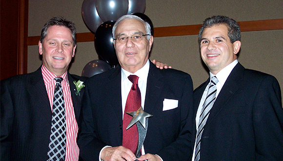 Canadian Industry Legend, Don Goldenberg, Passes On