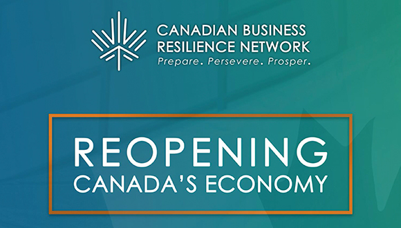 Re-opening Canada's Economy a National Guide for Business