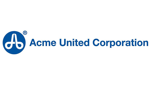 Acme United Reports 17% Sales Increase and 49% Net Income Increase for Third Quarter of 2020