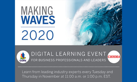 Making Waves – 2 More Weeks of this Educational Event
