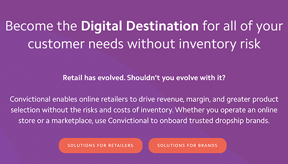 Convicitonal: Dropship Online Platform – Connecting Product Suppliers and Retailers