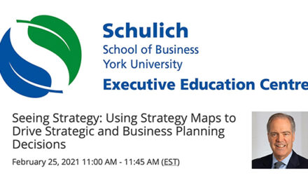 Using Strategy Maps to Drive Strategic and Business Planning Decisions