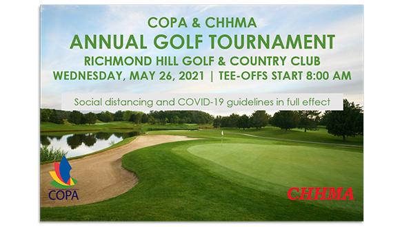 COPA Golf Tournament